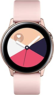 Samsung SM-R500RGD Galaxy Watch Active - Rose Gold, (Pack of 1)