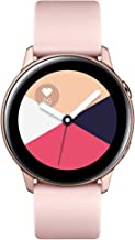 Samsung Galaxy Watch Active (40mm), Rose Gold - US Version with Warranty (Renewed)