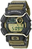 Best Gshock Watches - Casio G-Shock Quartz Watch with Resin Strap, Green Review