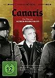 Grandios gespielt - O.E. Hasse als Admiral Canaris. Biografischer Spielfilm  �ber den Chef der deutschen Abwehr von 1937 bis zu seiner Verhaftung 1944. Noch heute ist r�tselhaft, wie er zugleich Kopf der deutschen Abwehr und das Herz des deutschen Widerstandes sein konnte. (Globus-Film)