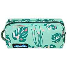 KAVU Pixie Pouch Accessory Travel Toiletry and Makeup Bag-Lush Terrace