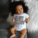 Muñeca renacida Muñeca de bebé renacido Realista y Realista 58 cm Reborn Girl Doll Mejor Conjunto de cumpleaños con Accesorios de Ropa. Adecuado para niñas de 3 años,Style 2