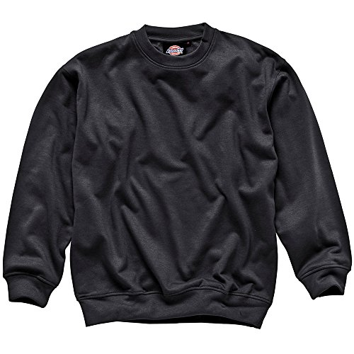 Dickies SH11125 BK L Sweatshirt Größe L in schwarz, L