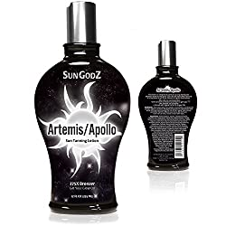 SunGodZ Indoor Tanning Lotion Dark Tan Accelerator