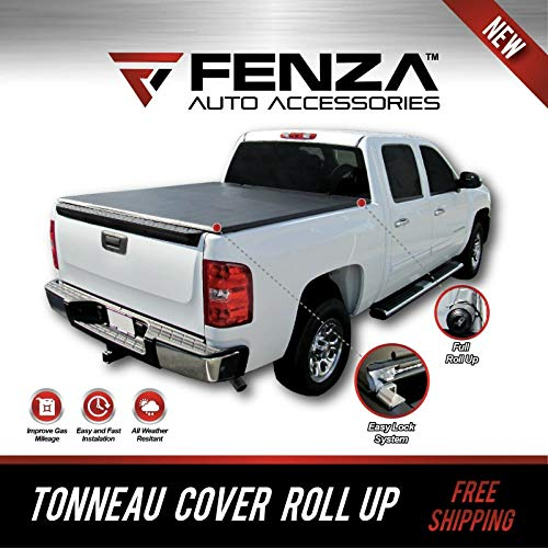 Fenza Soft Roll Up Tonneau Cover Fit 201 Buy Online In Cayman Islands At Desertcart