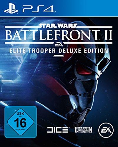 Star Wars Battlefront II - Elite Trooper Deluxe Edition - PlayStation 4 [Edizione: Germania]