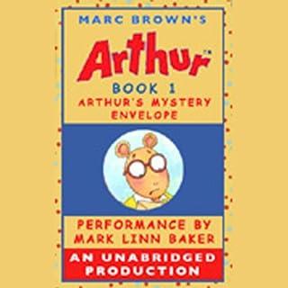 『Arthur's Mystery Envelope』のカバーアート