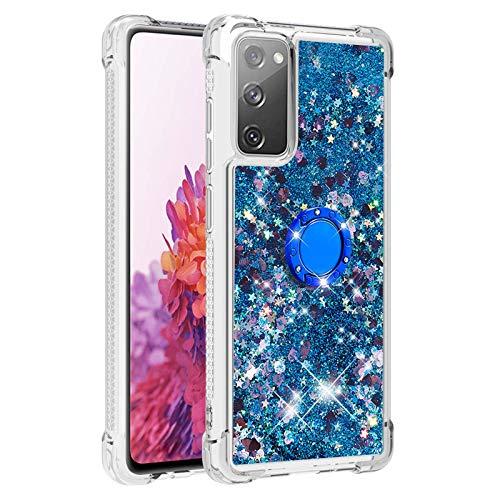 Schutzhülle für Samsung Galaxy S20 Lite S20 FE 4G / 5G-S20 Fan Edition (blaue Liebe)