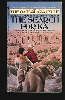 The Search for Kä (Gandalara Cycle, #5) 0553241206 Book Cover