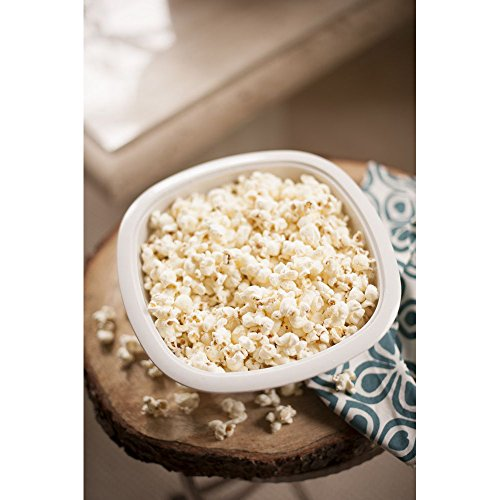 Product Image 4: Nordic Ware Microwave Popcorn Popper, White, 12 Cup