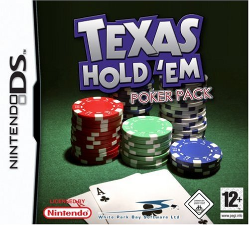 Texas Hold 'Em Poker Pack (Nintendo DS) [Edizione: Regno Unito]