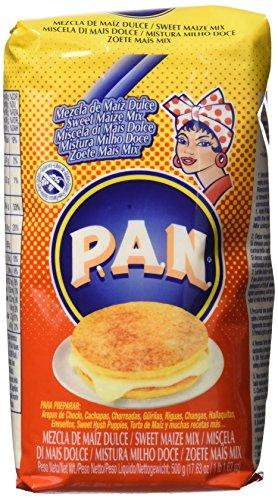 Goya Harina de Maiz Dulce - 500 gr