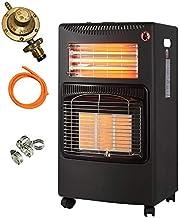 Calentador De Gas Estufa De Asado De Gas Al Aire Libre Hogar Interior Ahorro De Energía Gas Calentamiento De Gas Licuado Horno Móvil
