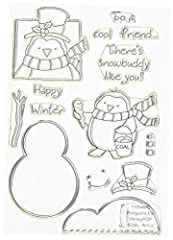 Clear Stamp Set Just stamp the image on a Honeycomb pad (not included); cut out the piece; and glue into the folded spine of a card Number of stamps per package varies by design