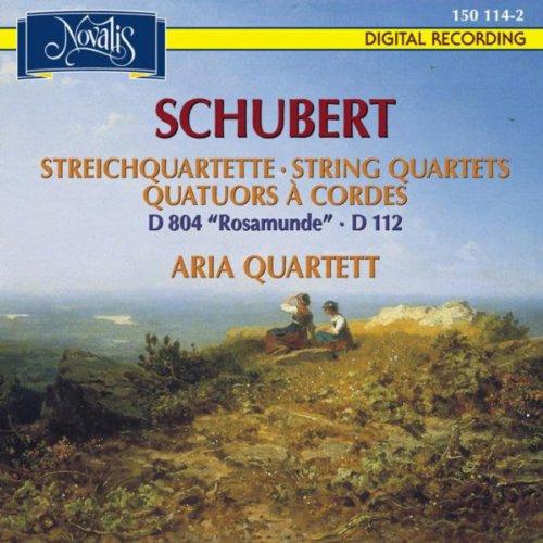 Schubert: Streichquartette D 804