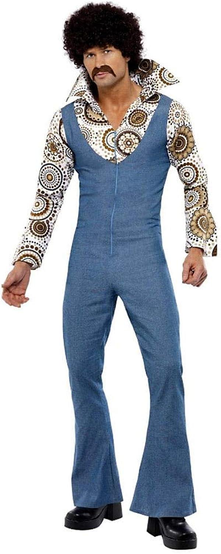 promociones emocionantes Horror-Shop Horror-Shop Horror-Shop 70s Disco King Costume M  sorteos de estadio