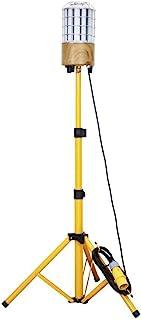 Sponsored Ad – Choen 100w Led Tripod Work Light Site Light, 110V Plug 11000 Lumen,360° Lighting for Building Contractor an...