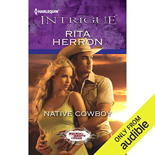 Native Cowboy audiobook cover art