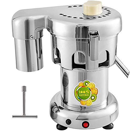 VBENLEM Commercial Juice Extractor Heavy Duty Juicer Aluminum Casting and...