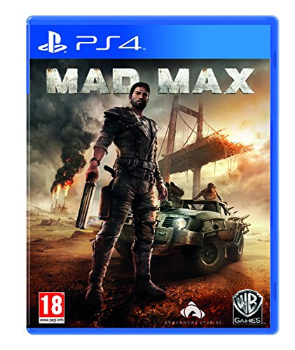 Mad Max PS4 [