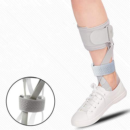 SHIYN Unterstützung Für Spitzfuß, Fußstellung Druck Entlasten, Fuß Und Fußgelenk-Orthese, Für Verstauchung Und Arthritis Erholung