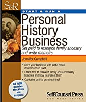 Start & Run a Personal History Business (Self-counsel Press Business Series)