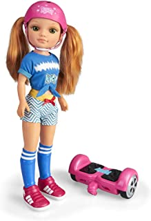 Nancy - Un Día con Mi Hoverboard, Muñeca Mecánica con
