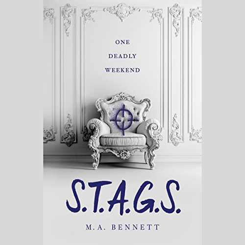 S.T.A.G.S. audiobook cover art