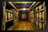 Kentucky Bourbon Being Aged in...