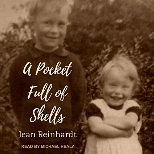 A Pocket Full of Shells audiobook cover art