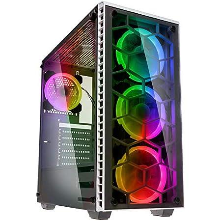 Nzxt H510 Kompaktes Atx Mid Tower Gehäuse Für Computer Zubehör