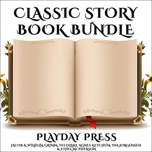 『Classic Story Book Bundle: 9 Timeless Fairy Tales Set 3』のカバーアート