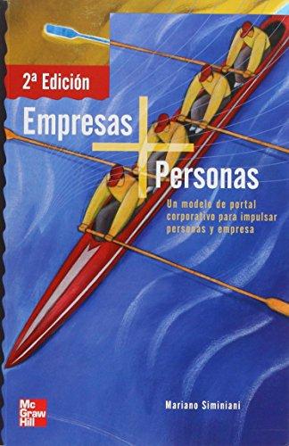 Empresas + personas - un modelo de portal corporativo para impulsar pe