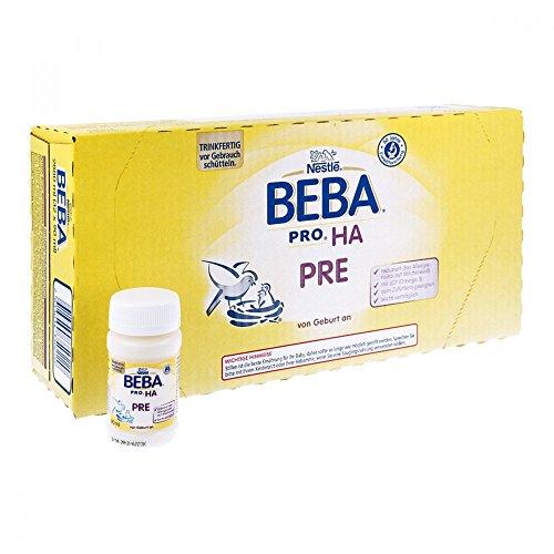 Nestlé BEBA PRO HA Pre trinkfertig Flüssigkeit, 32x90 ml Lösung