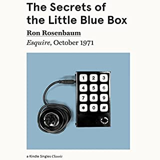 The Secrets of the Little Blue Box cover art