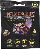 Pet Munchies Chicken Liver Cat Treats, 10 g 1949