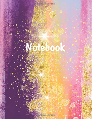 Notebook: Classic Lined Notebook, 300 Pages, Soft Cover - College Ruled Paper. Large 8.5 X 11 Inches
