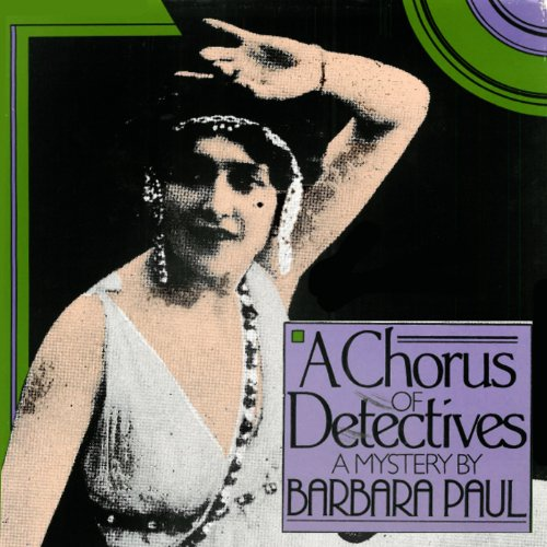 A Chorus of Detectives Titelbild