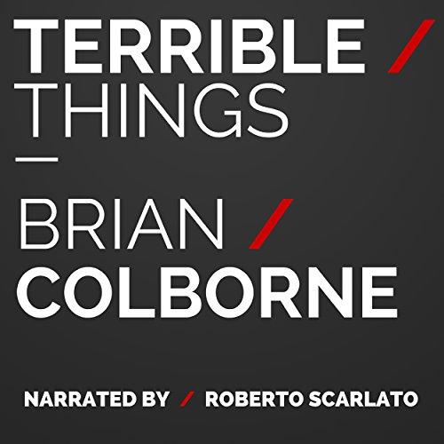 Terrible Things audiobook cover art