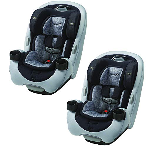 For Sale! Safety 1st Grow and Go Ex Air 3 In 1 Baby Convertible Car Seat (2 Pack)