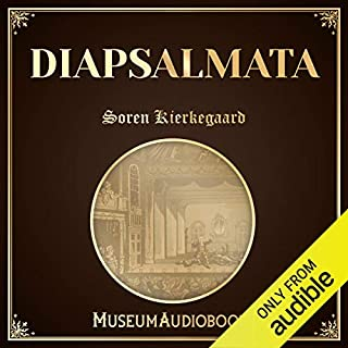 Diapsalmata audiobook cover art