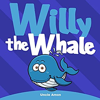Willy the Whale: Short Stories, Games, and Jokes! audiobook cover art