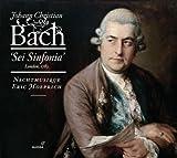 Johann Christian Bach: Die Bläsersymphonien