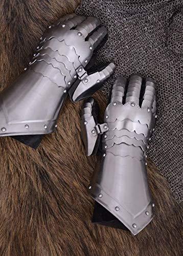 guanti medievali Piastre mano scarpe