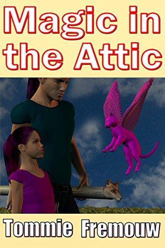 Magic in the Attic (The Purple Wizurple Book 2) (English Edition)