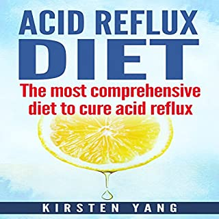 Acid Reflux Diet audiobook cover art