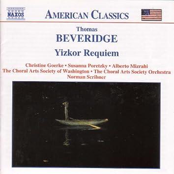 Beveridge: Yizkor Requiem