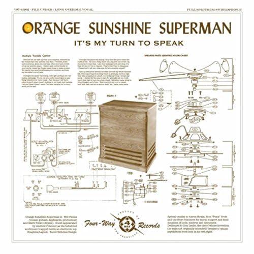 Orange Sunshine Superman