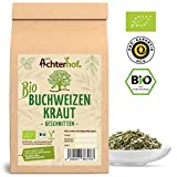 Buchweizentee Bio (250g)   Buchweizenkraut geschnitten   Buchweizen Tee   vom Achterhof