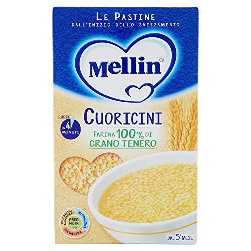 Mellin Pastina Cuoricini - 320 gr